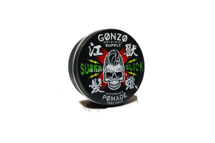 GONZO SUPER SLICK - WATER BASED POMADE