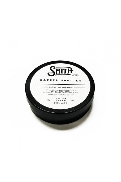 Smith Dapper Spatter WB Pomade