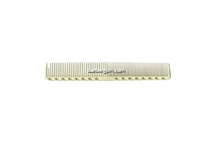 Y.S Park 336 Basic Cutting Comb (White)