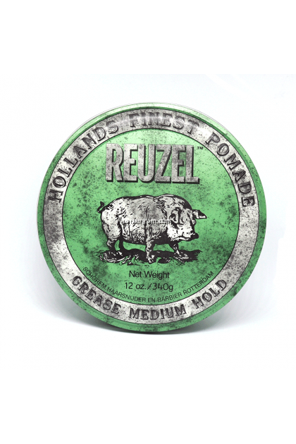 REUZEL GREEN - OIL BASED POMADE 12OZ 350g