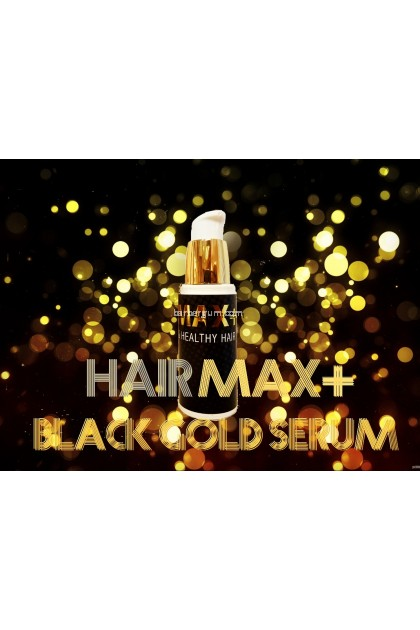 HairMax+ Black Gold Serum