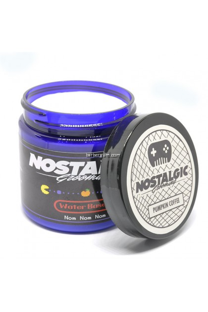 NOSTALGIC GROOMING PUMPKIN COFFEE WATER BASED POMADE