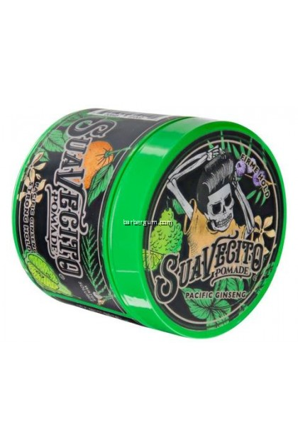 SUAVECITO FIRME HOLD SPRING POMADE PACIFIC GINSENG